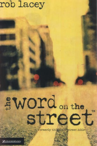 9780310932253: The Word on the Street