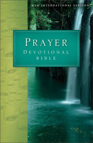 9780310932383: Prayer Devotional Bible (New International Version)