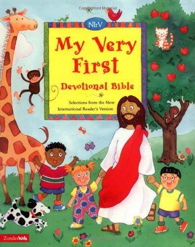 9780310932512: My Very First Devotional Bible: Selections from the New International Reader's Version