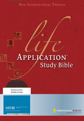 9780310933908: NIV Life Application Study Bible