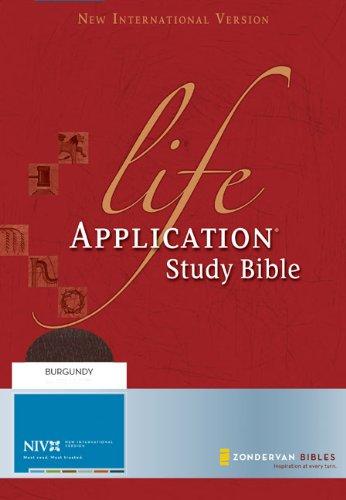 9780310933915: NIV Life Application Study Bible (New International Version)