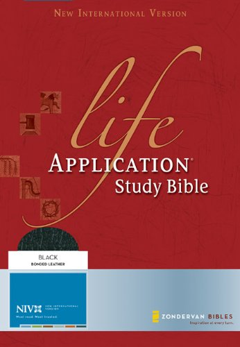 9780310933939: NIV Life Application Study Bible (New International Version)