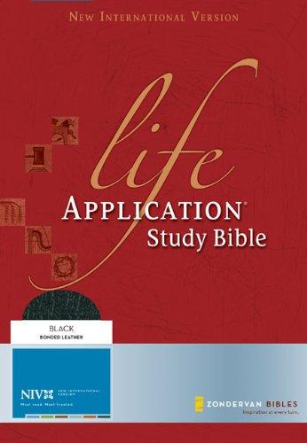 9780310933939: NIV Life Application Study Bible (New International Version)