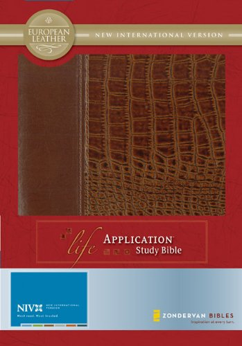 9780310933953: NIV Life Application Study Bible