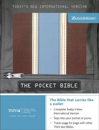 9780310934066: TNIV Pocket Bible (Today's New International Version)