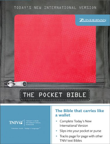 9780310934073: TNIV Pocket Bible