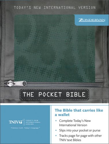 9780310934080: TNIV Pocket Bible (Today's New International Version)