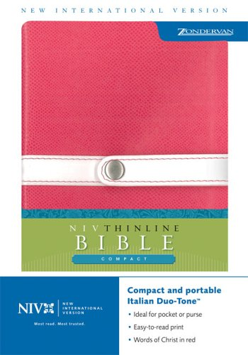 9780310934134: NIV Compact Thinline Bible LTD (New International Version)