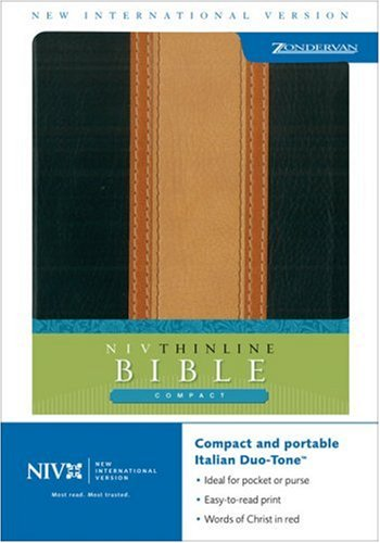 9780310934141: NIV Compact Thinline Bible LTD (New International Version)