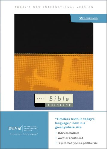 TNIV Thinline Bible LTD (Today's New International: Zondervan