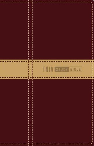 9780310934646: Zondervan TNIV Study Bible, Personal Size