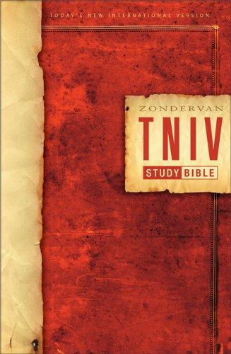 9780310934691: Zondervan TNIV Study Bible, Personal Size
