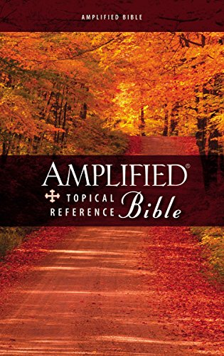 9780310934745: Amplified Topical Reference Bible, Hardcover