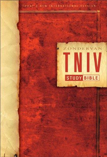 9780310934813: Zondervan TNIV Study Bible