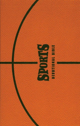 9780310935551: Sports Devotional Bible: Bonded Leather