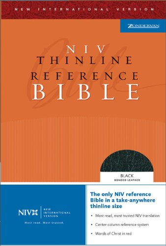 9780310935810: NIV Thinline Reference Bible (New International Version)