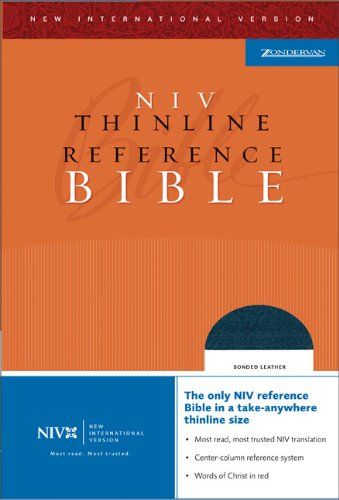 9780310935858: NIV Thinline Reference Bible (New International Version)