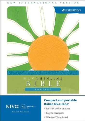 9780310935988: NIV Compact Thinline Bible LTD