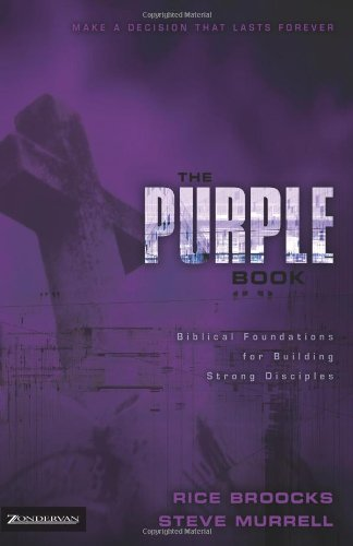 9780310936008: The Purple Book: Biblical Foundations for Building Strong Disciples