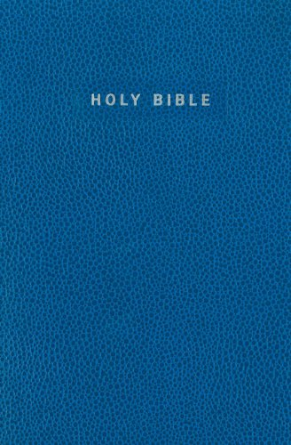 9780310936541: Holy Bible: New International Version, Blue, Gift & Award