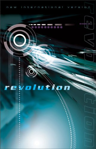 9780310936640: NIV Revolution: The Bible for Teen Guys: Updated Edition