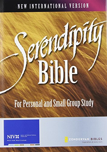 9780310937333: Serendipity Bible: For Personal and Small Group Study