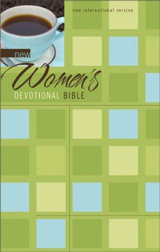 9780310937340: NIV, New Women's Devotional Bible, Hardcover