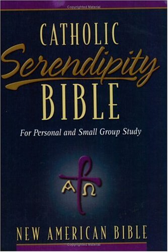 9780310937388: NAB Catholic Serendipity Bible