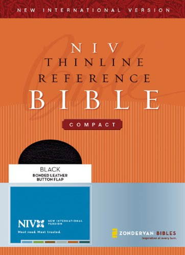 9780310937630: NIV Compact Thinline Reference Bible
