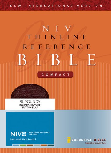 9780310937647: NIV Compact Thinline Reference Bible