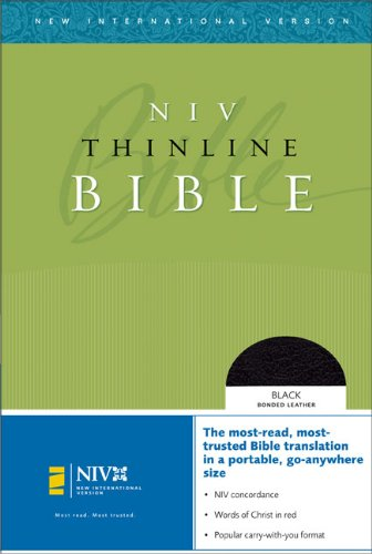 9780310937708: NIV Compact Thinline Bible