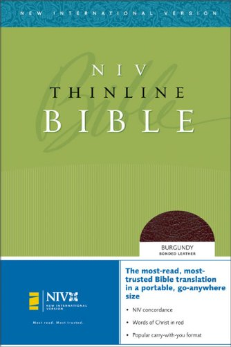 9780310937715: NIV Compact Thinline Bible