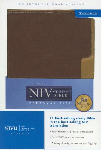 best niv study bible