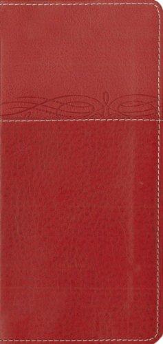 9780310937845: NIV Trimline Bible, Italian Duo-tone, Cherry/Cherry 1984