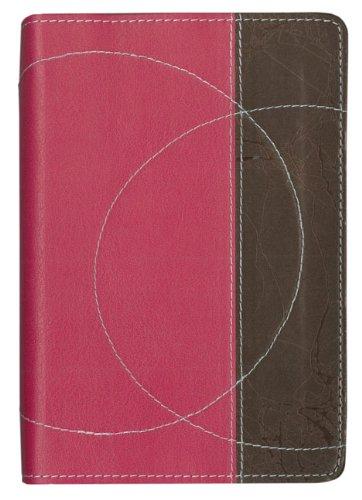 9780310938699: Tniv Pocket Bible: Italian Duo-Tone, Hot Pink/Espresso