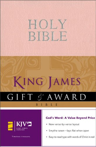 9780310938866: King James Version Gift and Award Bible