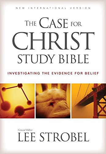 9780310938941: The Case for Christ Study Bible: Investigating the Evidence for Belief