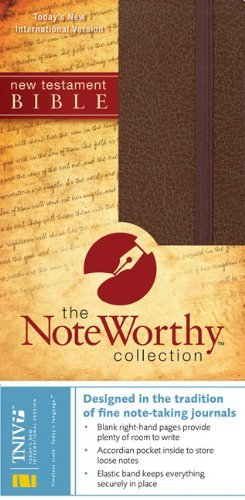 9780310939498: TNIV New Testament (NoteWorthy Collection, The)
