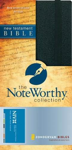 9780310939696: NIV New Testament (The NoteWorthy Collection)