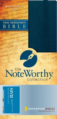 9780310939702: NIV New Testament (NoteWorthy Collection, The)