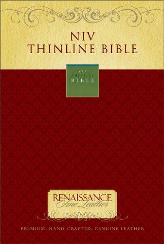 9780310939825: Thinline Bible-NIV