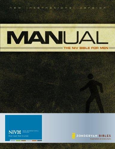 Manual: The Bible for Men: Zondervan