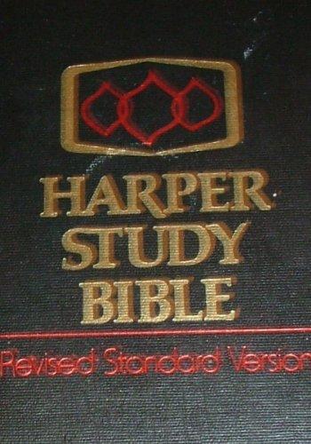 9780310941002: Harper Study Bible: Revised Standard Version