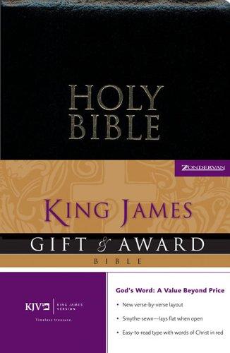 9780310941378: KJV Gift & Award Bible, Revised