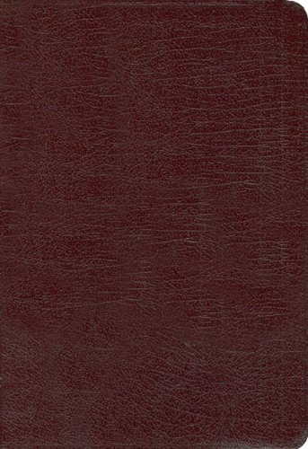 9780310941422: NIV Life Application Study Bible, Personal Size, Bonded Leather, Burgundy 1984