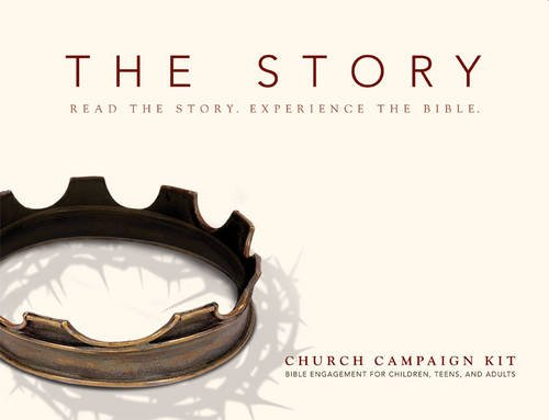 9780310941538: The Story: Church Campaign Kit