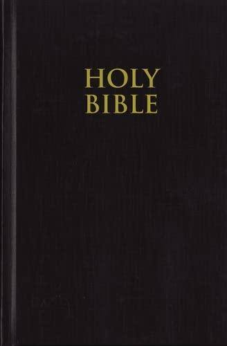 9780310941781: Holy Bible: King James Version, Black