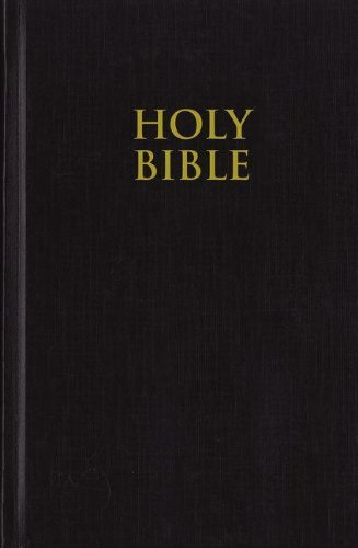 9780310941781: King James Version Pew Bible, Large Print