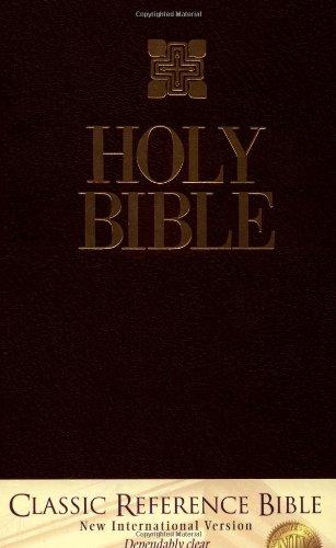 9780310945482: NIV Classic Reference Bible