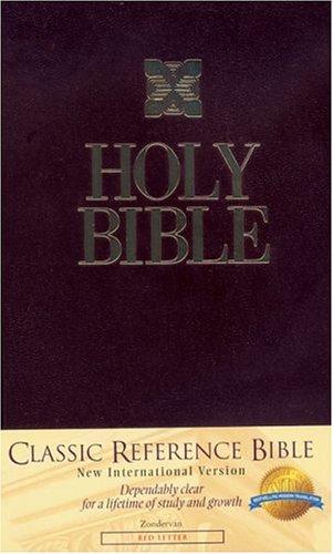 9780310945529: NIV Classic Reference Bible